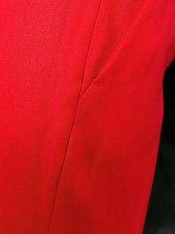 Укороченные Брюки BOUTIQUE MOSCHINO                                                                                                              красный цвет