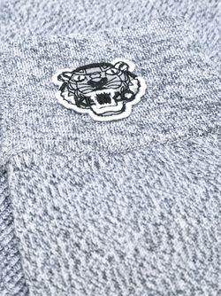 Перчатки Mini Tiger Kenzo                                                                                                              серый цвет