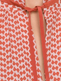Блузка С Мелким Узором Derek Lam                                                                                                              желтый цвет