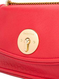 Сумка На Плечо See By Chloe                                                                                                              красный цвет