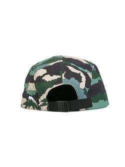 Camouflage Cap Maison Kitsune                                                                                                              многоцветный цвет