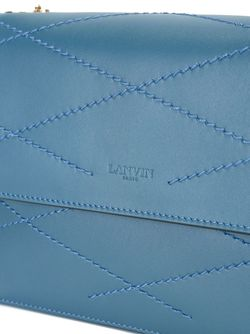 Сумка На Плечо Sugar Lanvin                                                                                                              синий цвет