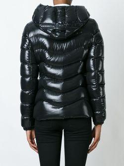 Куртка-Пуховик Anthia Moncler                                                                                                              чёрный цвет