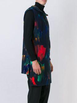 Пальто Без Рукавов С Капюшоном Y-3                                                                                                              чёрный цвет