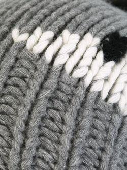 Шапка Bag Bugs Fendi                                                                                                              серый цвет