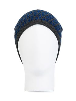 Шапка-Бини С Логотипом Fendi                                                                                                              серый цвет