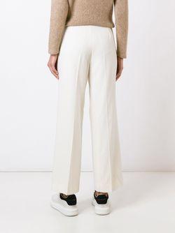 Укороченные Брюки Polo Ralph Lauren                                                                                                              белый цвет