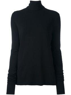 Джемпер С Высоким Горлом Boboutic                                                                                                              черный цвет