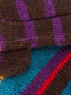 Striped Gloves Paul Smith                                                                                                              многоцветный цвет