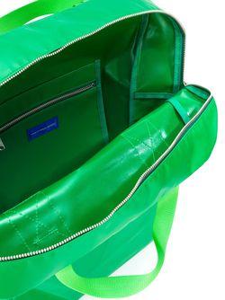 Квадратный Рюкзак Comme Des Garcons                                                                                                              зелёный цвет