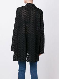 Рубашка С Вышивкой GIAMBA                                                                                                              черный цвет
