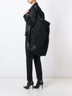 Свободный Рюкзак Versace                                                                                                              черный цвет