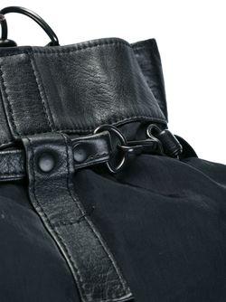 Рюкзак-Мешок ISSEY MIYAKE VINTAGE                                                                                                              чёрный цвет