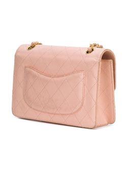 Стеганая Сумка Chanel Vintage                                                                                                              розовый цвет