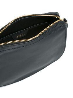 Сумка Через Плечо Polo Ralph Lauren                                                                                                              черный цвет