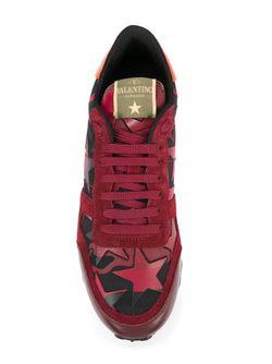 Кроссовки Rockrunner Camustars Valentino                                                                                                              многоцветный цвет