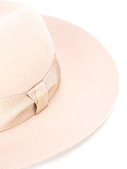 Шляпа-Панама Borsalino                                                                                                              Nude & Neutrals цвет