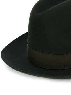 Фетровая Шляпа Borsalino                                                                                                              зелёный цвет
