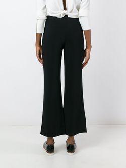 Classic Flared Trousers Helmut Lang                                                                                                              черный цвет