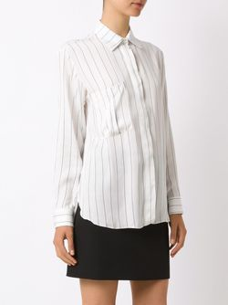 Striped Shirt EGREY                                                                                                              белый цвет