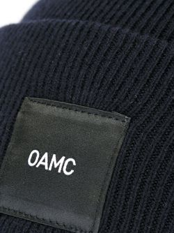 Шапка-Бини С Логотипом Omc                                                                                                              синий цвет