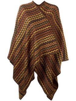 Накидка С Зигзагообразным Узором Missoni                                                                                                              многоцветный цвет