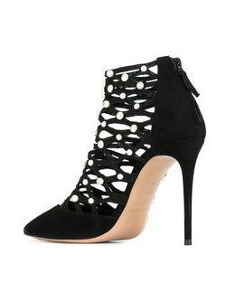 Туфли-Ботильоны Evening Casadei                                                                                                              чёрный цвет
