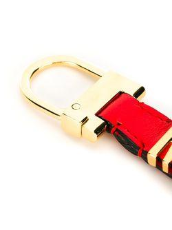 Брелок С Логотипом Moschino                                                                                                              красный цвет