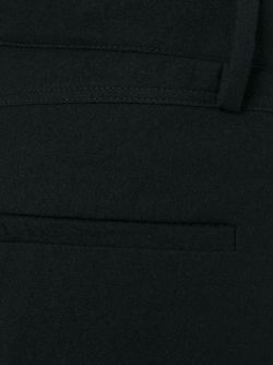 Укороченные Брюки No21                                                                                                              черный цвет