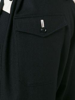 Брюки С Заниженным Шаговым Швом Yohji Yamamoto                                                                                                              чёрный цвет