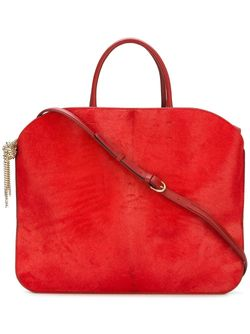 Большая Сумка-Тоут Elide Nina Ricci                                                                                                              красный цвет