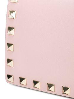 Сумка Через Плечо Rockstud Valentino                                                                                                              розовый цвет