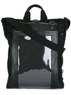 Многофункциональный Рюкзак JUNYA WATANABE COMME DES GARCONS                                                                                                              черный цвет