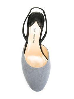 Туфли Celestine Paul Andrew                                                                                                              серый цвет