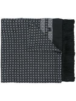 Платок С Узором Dolce & Gabbana                                                                                                              чёрный цвет