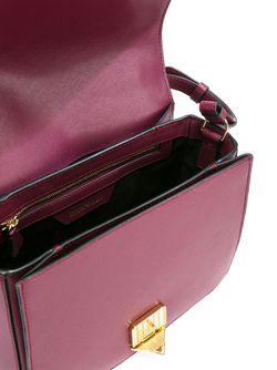 Сумка-Тоут С Верхней Ручкой Emporio Armani                                                                                                              розовый цвет