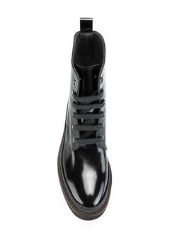 Ботинки По Щиколотку Brunello Cucinelli                                                                                                              чёрный цвет