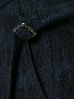 Брюки Pissarro Damir Doma                                                                                                              черный цвет