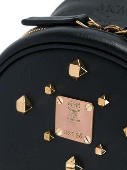 Studded Backpack MCM                                                                                                              черный цвет