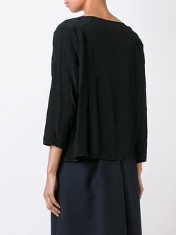 Блузка Gordon Henrik Vibskov                                                                                                              черный цвет