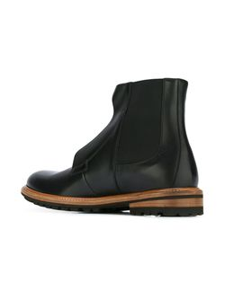 Flap Ankle Boots Dolce & Gabbana                                                                                                              черный цвет