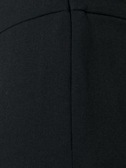 Расклешенные Брюки Giorgio Armani                                                                                                              чёрный цвет