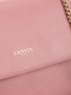 Сумка На Плечо Sugar Lanvin                                                                                                              розовый цвет