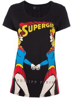 Forever T-Shirt Philipp Plein                                                                                                              черный цвет