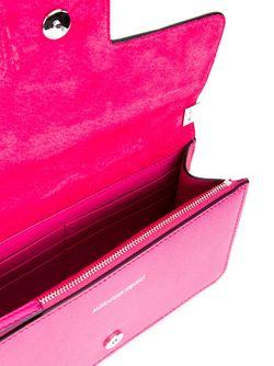 Сумка-Сэтчел Insignia Alexander McQueen                                                                                                              розовый цвет