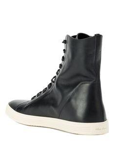 Mastosneaks Hi-Top Sneakers Rick Owens                                                                                                              черный цвет