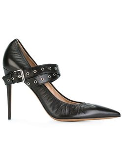 Туфли Love Latch Valentino                                                                                                              черный цвет