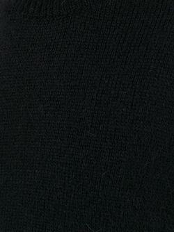 Джемпер С Круглым Вырезом Masscob                                                                                                              чёрный цвет
