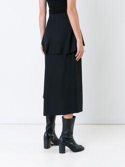 Юбка Yin Yang KITX                                                                                                              чёрный цвет