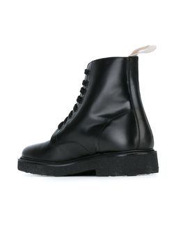 Ботинки В Стиле Милитари Common Projects                                                                                                              чёрный цвет